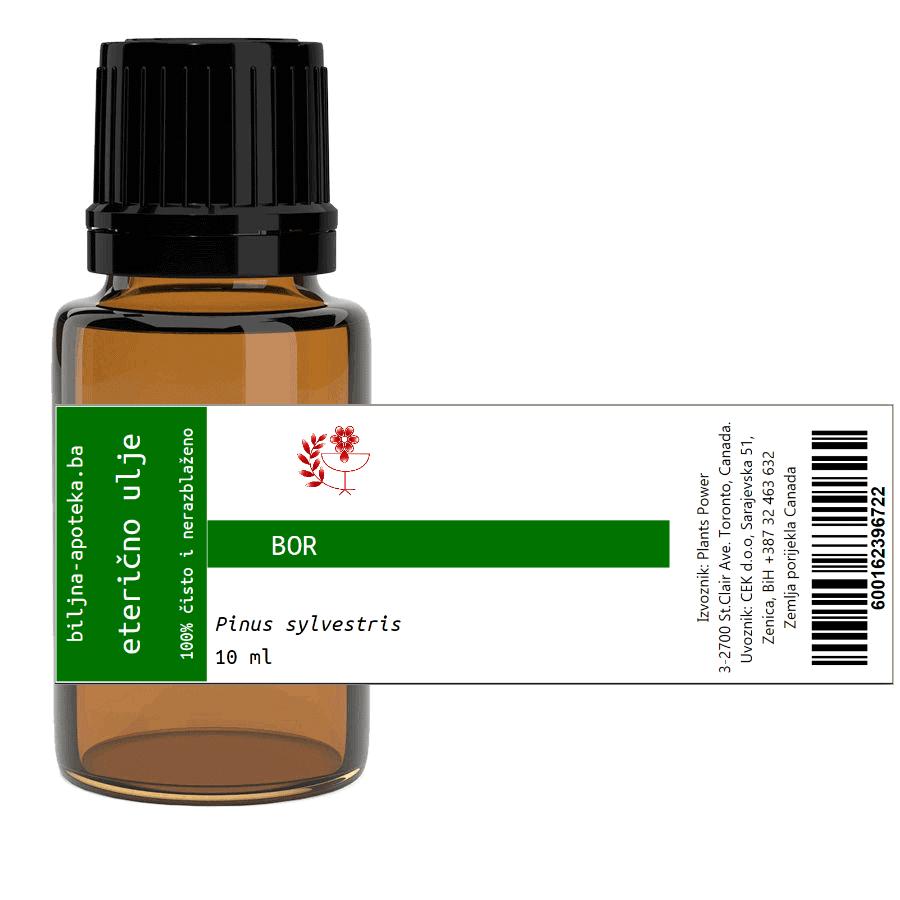 Eterično ulje bor