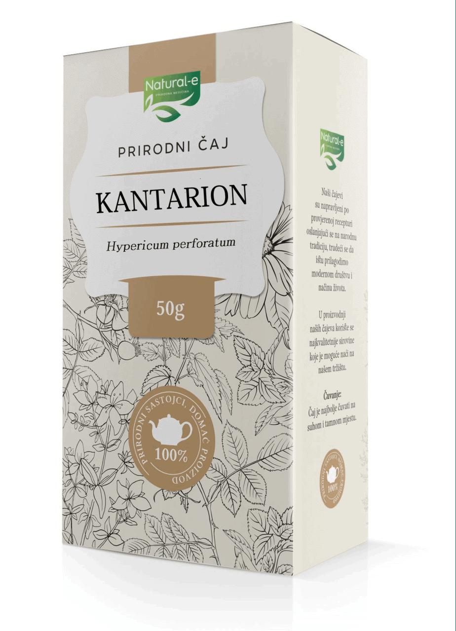 Kantarion čaj