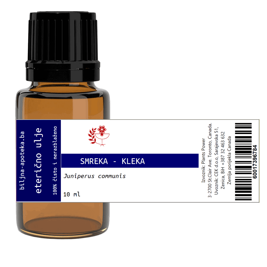 Eterično ulje smreka - kleka