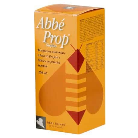 Abbe prop sirup