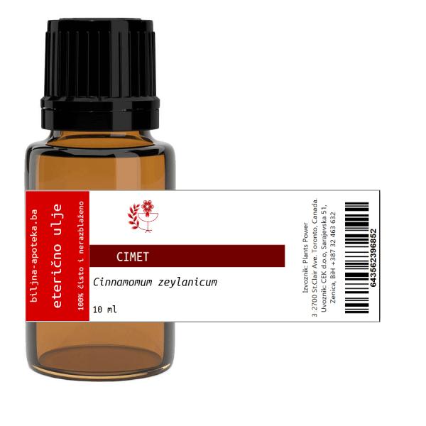 Eterično ulje cimet