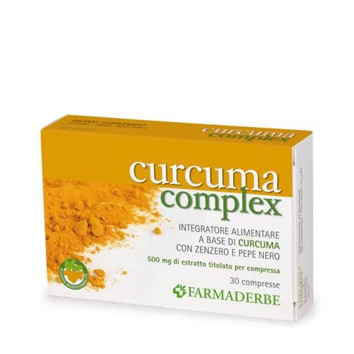 Kurkuma kompleks Curcuma complex
