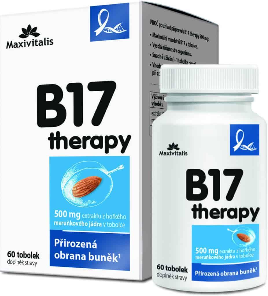 B17 therapy Maxivitalis