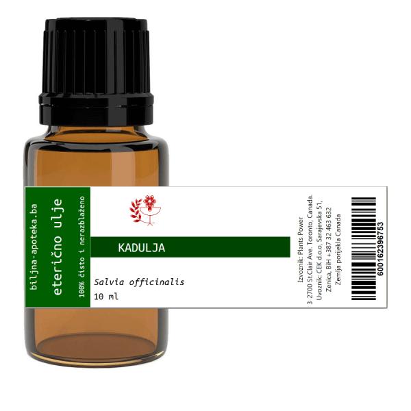 Eterično ulje kadulja