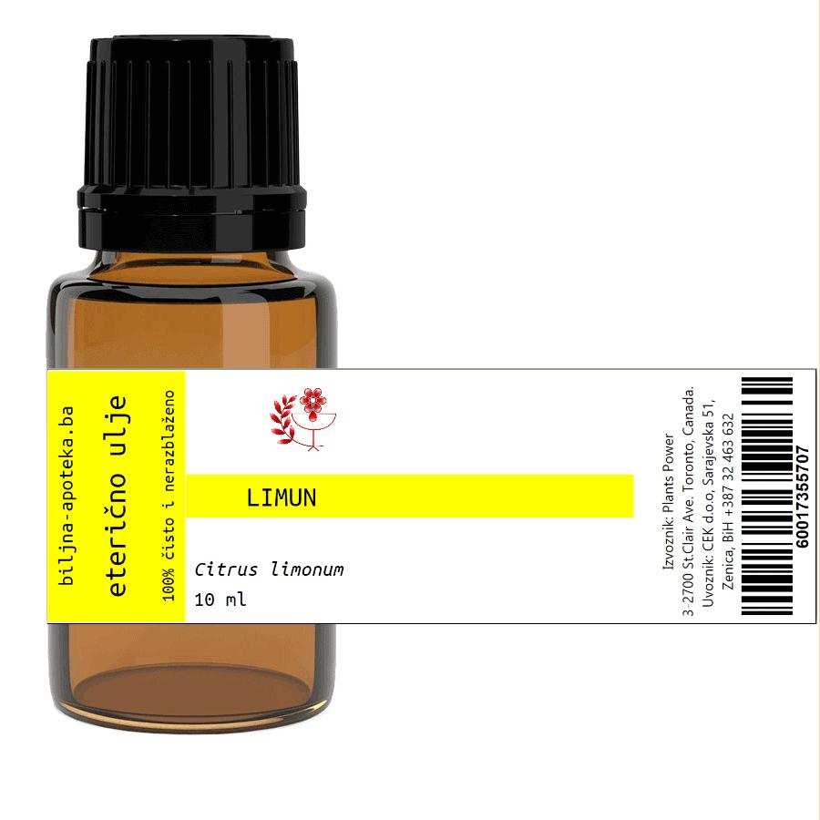 Eterično ulje limun