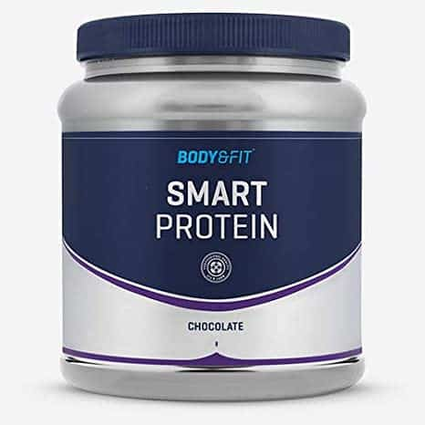 Body&fit smart protein chocolate
