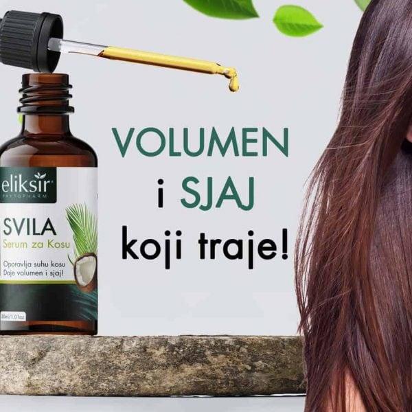 Eliksir Svila Serum za kosu