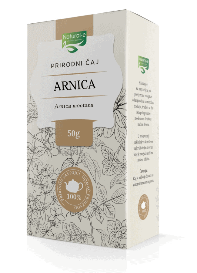 Arnica Čaj