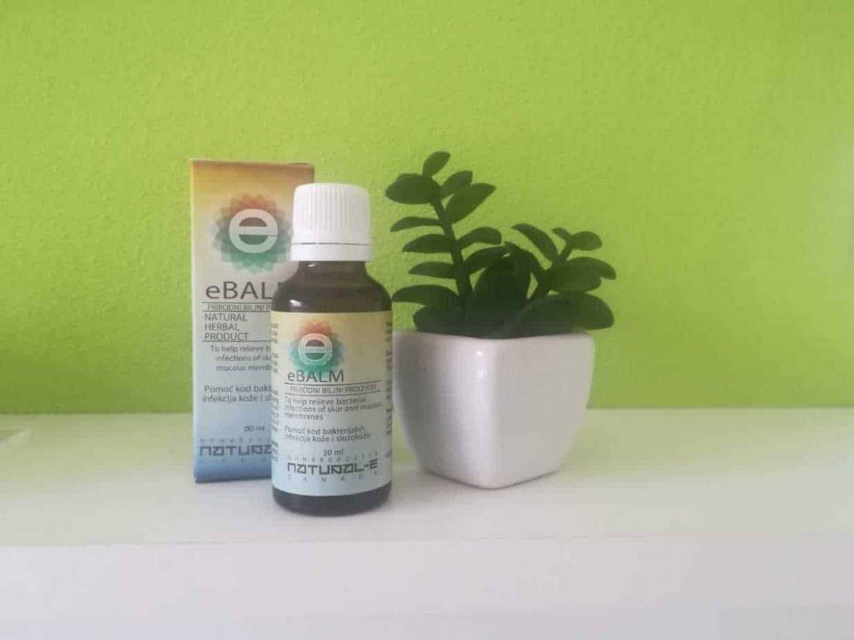 E-Balm za spoljnu upotrebu 30ml