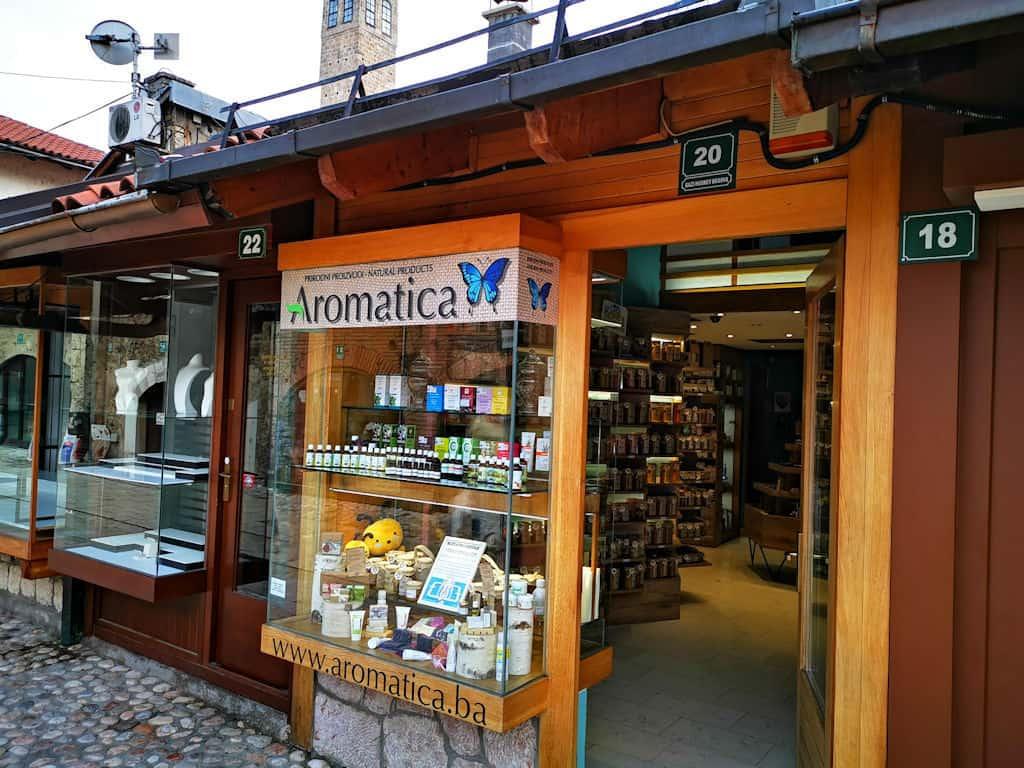 Biljna apoteka Aromatica Sarajevo