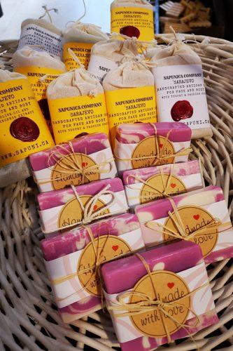 Ponuda sapuna Aromatica