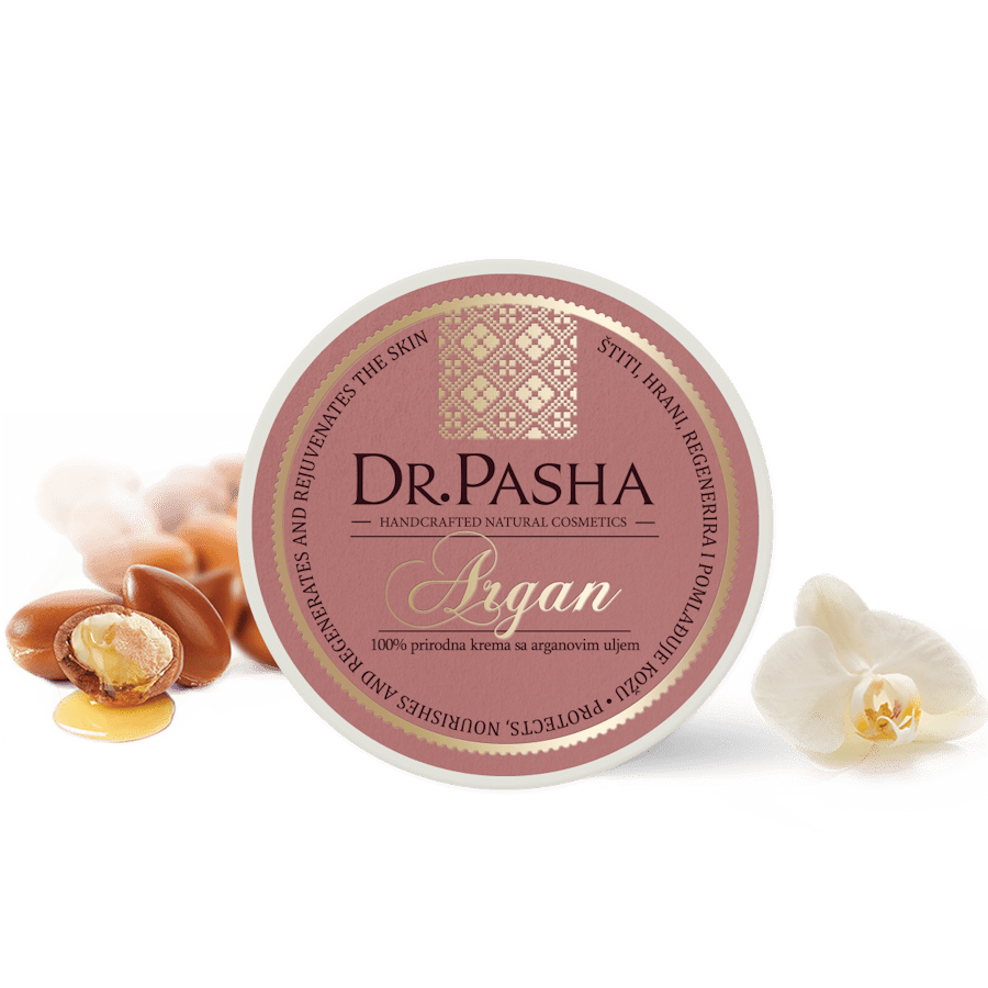 Dr. Pasha Argan balm
