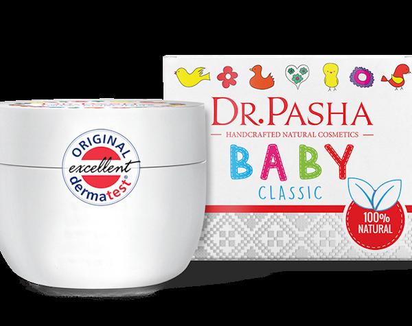 Baby Clasic krema za bebe dr Pasha