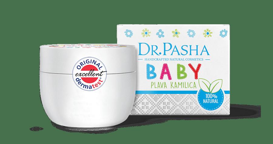 Dr Pasha Plava Kamilica balm za bebe
